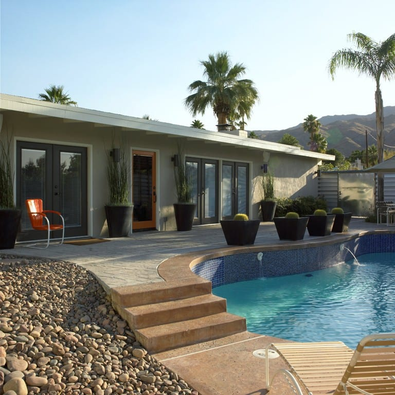 Belair Entry Pool Area1