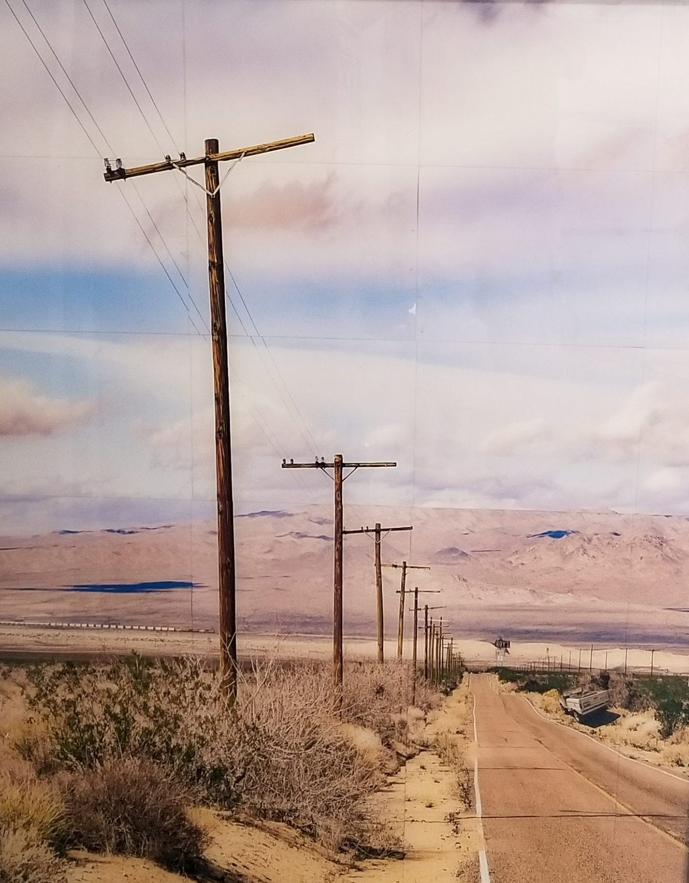 """Lost Horizons """"On the way to Amboy"""" 2019"""