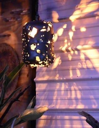 Hanging Cactus Lantern
