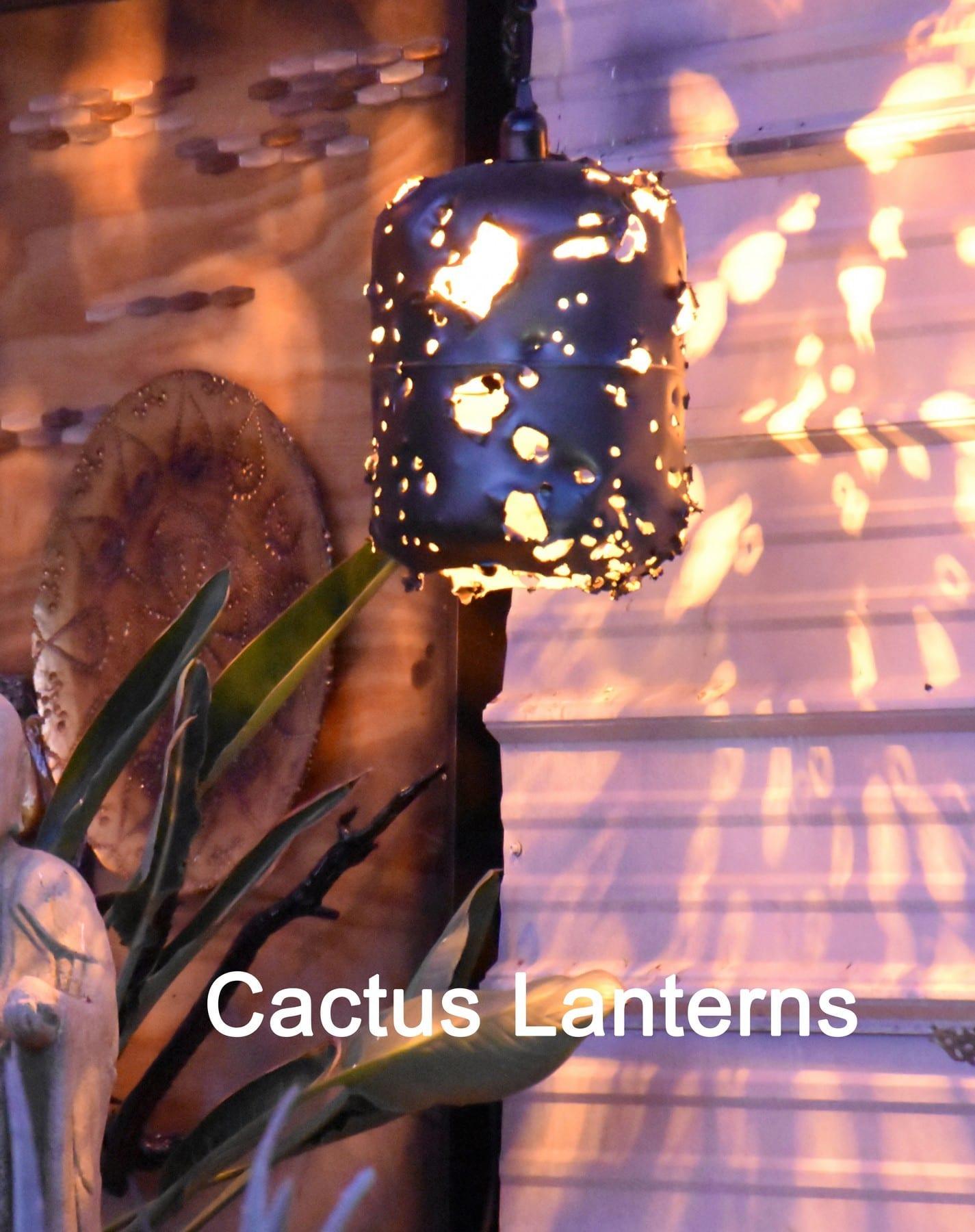 Cactus Lantern Leed Page