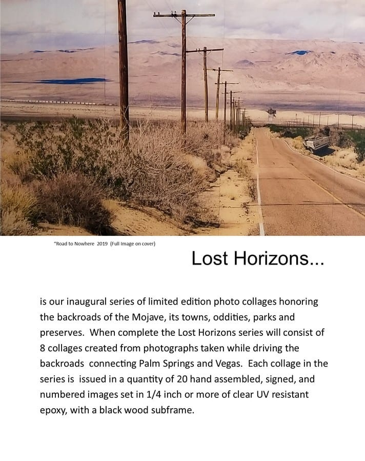Lost Horizons Cover Page