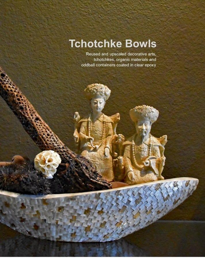 tchotchke bowls